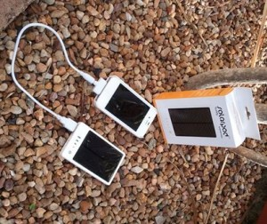 4wd TV – RolaSolar – WIN A SolarPod Buddy phone and small device solar charger