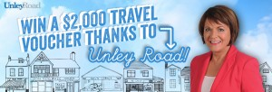 5AA – Win a $2000 travel voucher thanks to Unley Road Traders