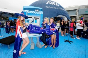 ANZ – Win a trip to Melbourne for the mens Australian Open tennis grand final