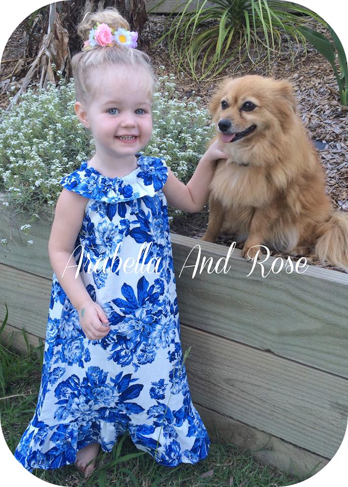 Arabella and Rose – Win A Girl's Dress Giveaway