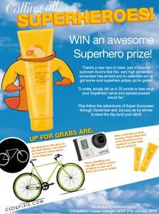 Avon – Win Major Prize Glowfixie Bike or GoPro Camera