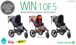 Birth.com.au – WIN 1 of 5 Britax Strollers