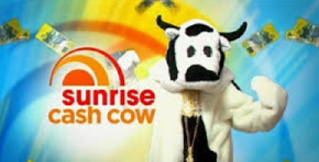 Channel Seven – Sunrise – Cash Cow Competition Is Back – Win $10,000 Each Day
