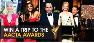 Channel Ten – WIN A Trip To Sydney For AACTA Awards and After Party on 30 January
