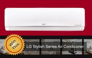 Cybershack – Win A LG Stylish Series Split System Air Conditioner