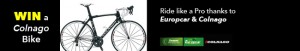 Europcar – Win A Colnago Bike Valued At $3,999 – Europcar – Colnago Competition