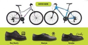 FSW Shoes – Win 1 of 6 mountain bikes