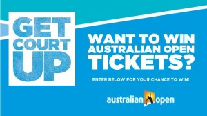 Herald Sun – Win 1/3 double pass to the Australian Open Womens Final plus 21 runners up prizes