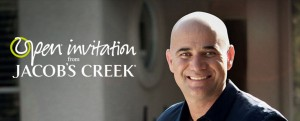 Jacob's Creek – Win a trip to Las Vegas to dine with Andre Agassi
