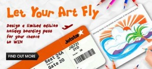 Jetstar – Win $1000 Jetstar travel and holiday vouchers