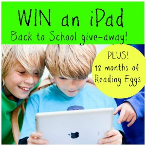 Jump Star Trampolines – Win an iPad2 & 1 x 12-month subscription to ABC Reading Eggs