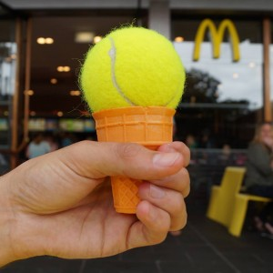 McDonalds – #DoTennis – Win $1000 each day – Instagram & Online Entry Competition
