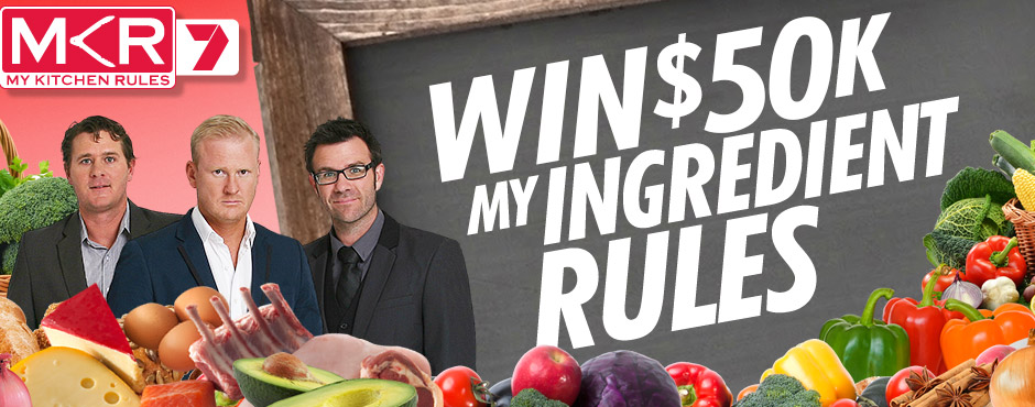 Nova FM – Guess Ash, Kip & Luttsy's Secret Ingredient, to win $50,000