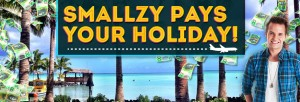 Nova FM – Win up to $500 Cash Smallzy Pay My Holiday Competition