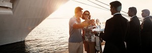 Qantas Sign up to cruise email newsletter to win a $25000 Silversea cruise in the Kimberley