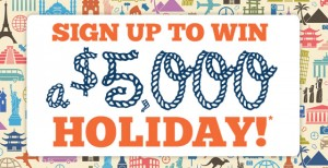 Searoad Ferries – Sign Up To Win a $5000 Airfares