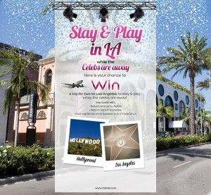 Southern Cross Austereo – Hotels.com – Win a Trip To LA For 2