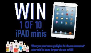Sunsense – Win 1 of 10 iPad Minis Chemist Warehouse and My Chemist