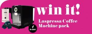 Taste.com.au – Win a Laspressa Coffee Machine, Milk Frother and Pods