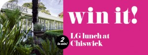 Taste.com.au – Win Trip To Sydney Have Lunch With Matt Moran, Georgie Parker At Chiswick