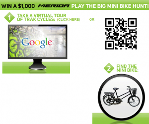 TRAK Cycles – Win a $1K Merida Bike