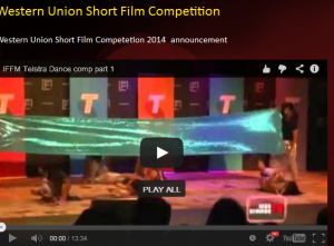 Western Union Short Film Competition – Win a trip to Mumbai
