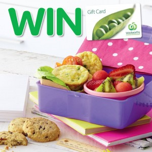 Woolworths – Win 1 of 5 $100 Woolworths gift cards