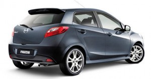 2GB – Win 1 of 2 Mazda2s worth $15,690 each (Be at draw at West End Mazda, Blacktown)