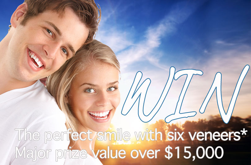 Active Dental Parramatta – Win the perfect smile with 6 veneers valued over $15,000