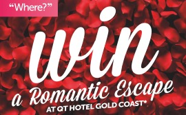 Australia Fair – Win Romantic Escape at QT, Gold Coast
