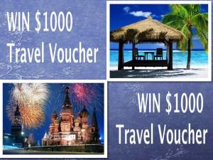 Beaches Kids – Win a $1,000 travel voucher