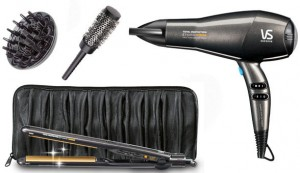 Beautyheaven – Win a VS Sassoon straightener and dryer
