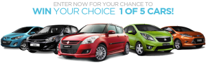 Be Quick – Win a car or $10,000