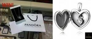 Booval Fair – Win Pandora Heart Locket Necklace
