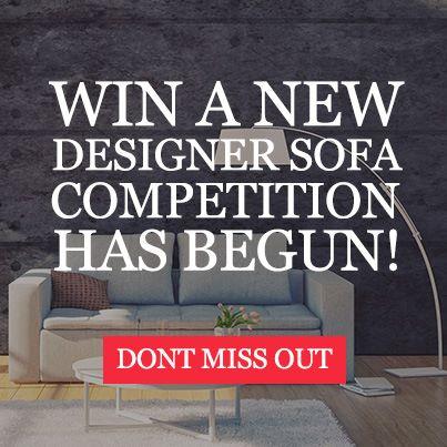 Brosa.com.au – Win A New Designer Sofa Valued At $1,200