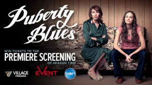 Channel Ten – Win double passes to see Puberty Blues