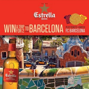 Dan Murphy's – Win trip to Barcelona, runner up prizes cases of Estrella