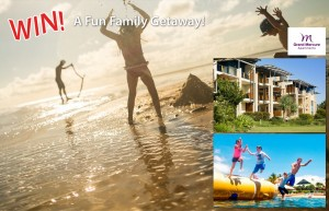 Discover Queensland – Win a fun family holiday at Grand Mercure Twin Waters