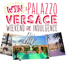 Fasta Pasta – Win a weekend at the Palazzo Versace on the Gold Coast incl $800 travel voucher