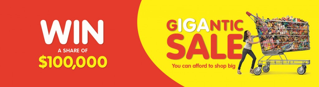 IGA/IGA Express/Supa IGA Gigantic Sale, win 1/210 $250 gift cards