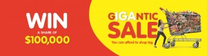 IGA/IGA Express/Supa IGA Gigantic Sale, win 1/210 $250 gift cards