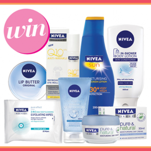 Priceline – Win 1 of 10 Nivea Packs Giveaway