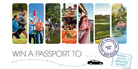 RACV  – Win a Passport to . . . Cape Schanck