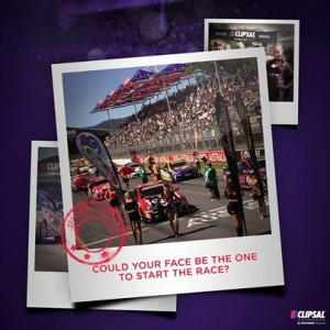 Clipsal – Win trip to Clipsal 500 (Take selfie with Clipsal product)
