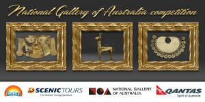 Today – Win a trip to Peru as well as trip to Canberra to The National Gallery of Australia