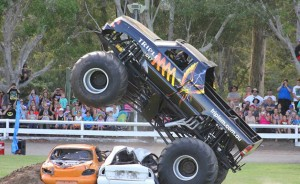 Triple M Adelaide – Win a $10,000 Honda Motorcross Bike or 1 of 40 x Family Pass to Monster Truck Rumble 2014