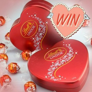 Woolworths – Win 1 of 3 prestigious Lindt chocolate hampers valued at $80 giveaway