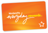 Woolworths – Win 1 of 50 $200 wish gift cards by updating your details (Everyday Rewards Update Competition)