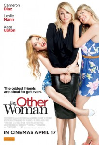 Arena  – Win a trip to LA 2014 for premiere of The Other Woman (must have Foxtel)