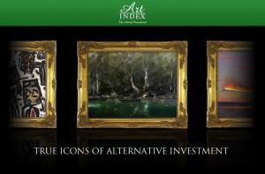 Art Index- Win a $12,000 Art Investment Portfolio